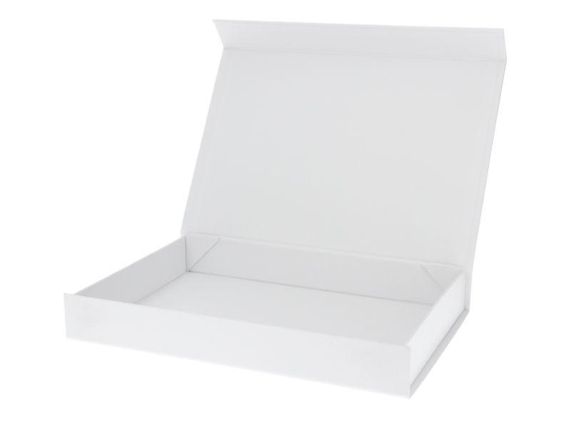 Magnetbox 23x16x3 cm (weiß)