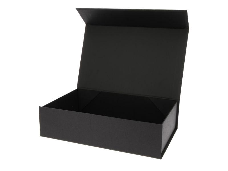 Magnetbox 27x17x7 cm (schwarz)